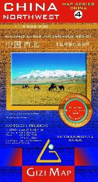 Xinjiang-Uygur autonomous region, Gansu (W)