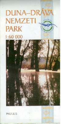 The river Drava, the Gemenc forest and the northern part of the Mohács island