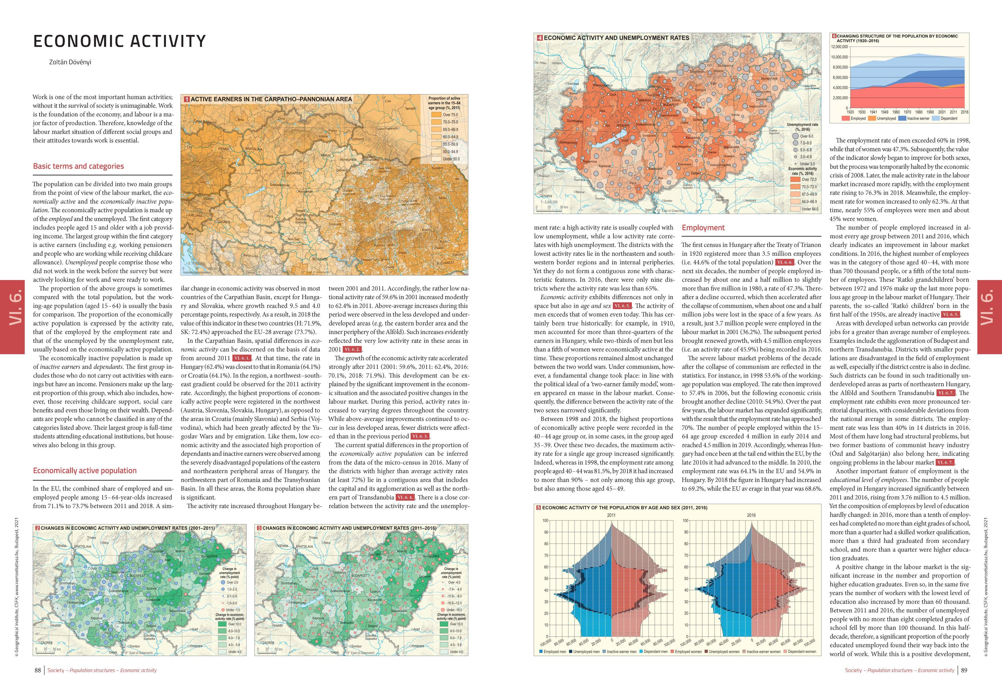 National atlas vol. 3. Society: Sample 2.