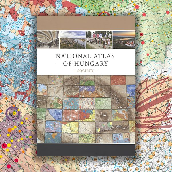 National atlas Vol. 3. Society: cover