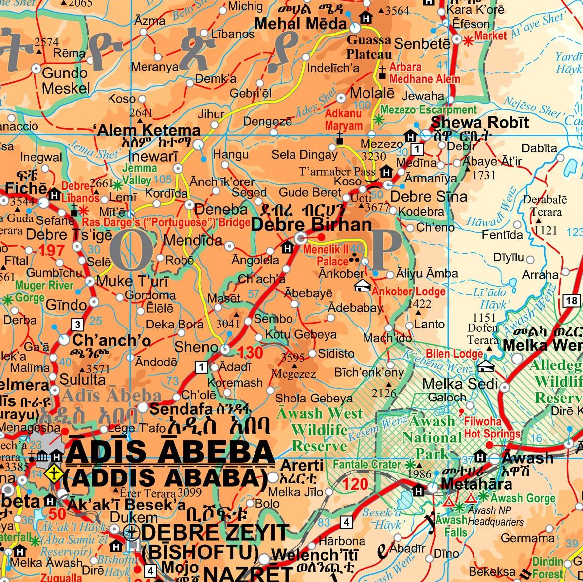 Etópia: térképminta