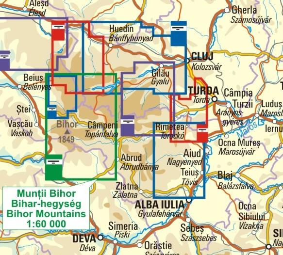A Bihar térkép környezete itt látható