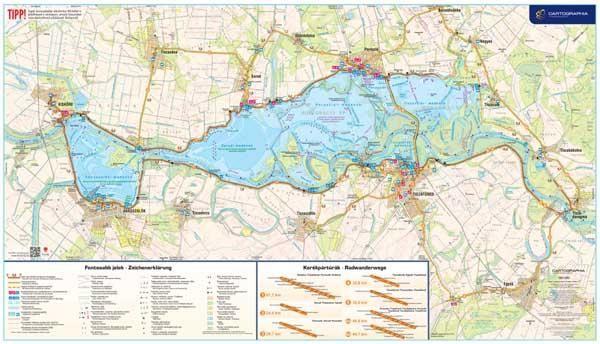 Tisza-tó Aktív mintakivágat