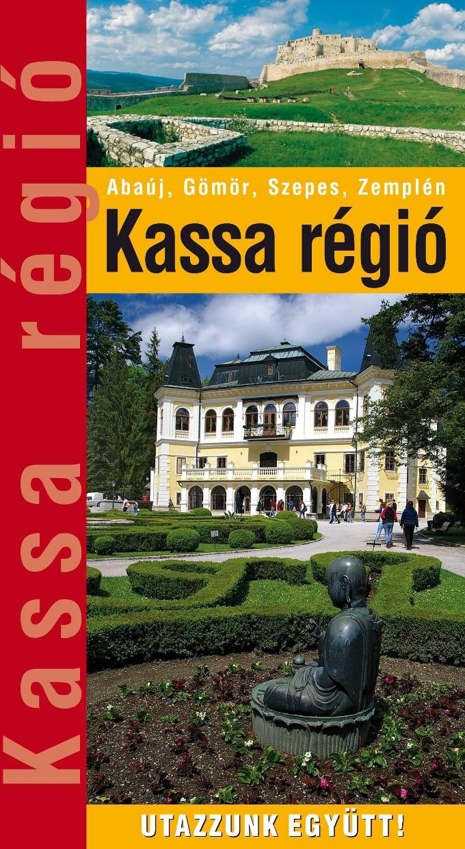 10 x 20 cm-es zsebméretű útikönyv (Abaúj – Gömör – Szepes – Zemplén )magyar nyelven 17 térképpel, 260 fényképpel (2014)