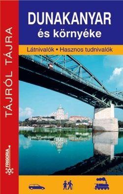 144 oldal, színes fotók, várostérképek.( Pilis, Visegrádi-hegység, Börzyön, Ipoly-völgye)