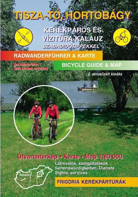 22 kerékpáros túraajánlat, 10 vízitúra-ajánlat és lovastúra-ajánlatok.
