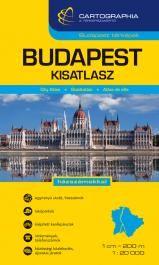 Részletes Budapest térkép házszámokkal és a tömegközlekedési hálózattal