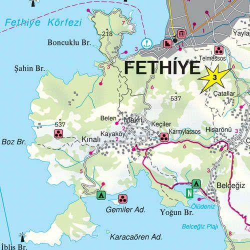 A Török-riviéra (FB) mintakivágat