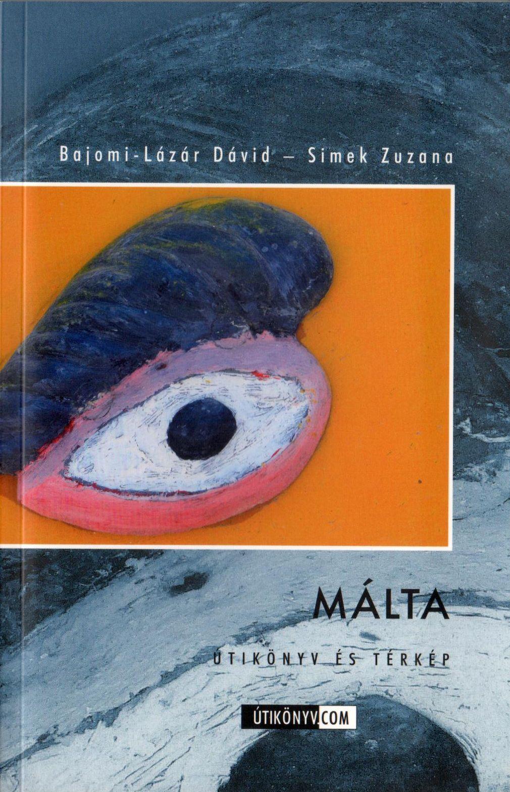 Málta utikönyvkivehető vízhatlan, eltéphetetlen térképmelléklettel