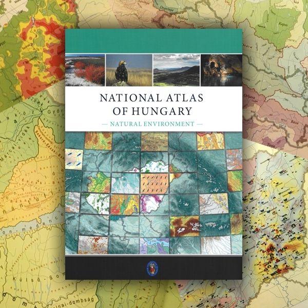Magyarország Nemzeti atlasza 2. kötet (Természeti környezet) angol verzió