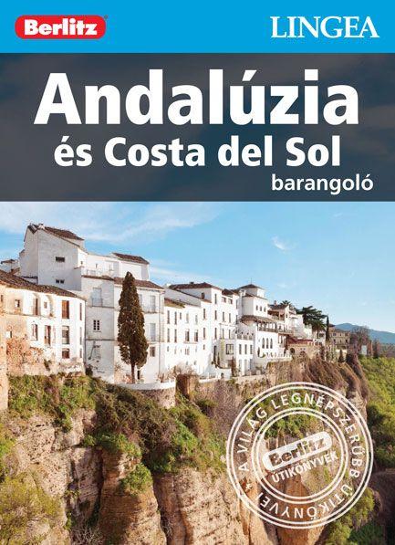 Andalúzia és a Costa del Sol zseb méretű útikönyve sok térképpel
