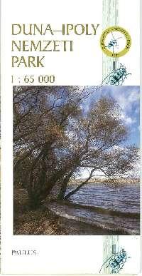 A Duna-Ipoly nemzeti park térképe tartlamzza az Ipoly csónakkal járható magayr szakaszának jelentős részét is