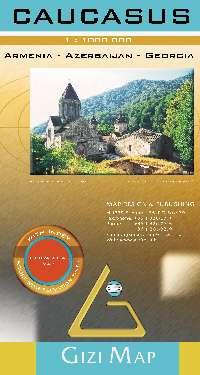 Azerbajdzsán, Grúzia (Abházia, Dél-Oszétia), Örményország, Oroszország kaukázusi köztársaságai