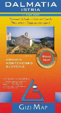 Az Adriai-tenger partvidéke és szigetei Trieszttől (Olaszország) Ulcinjig (Montenegró)
