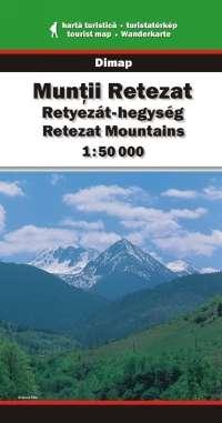 Részletes magyar, román és angol nyelvű turista információval (jelmagyarázat németül is)
